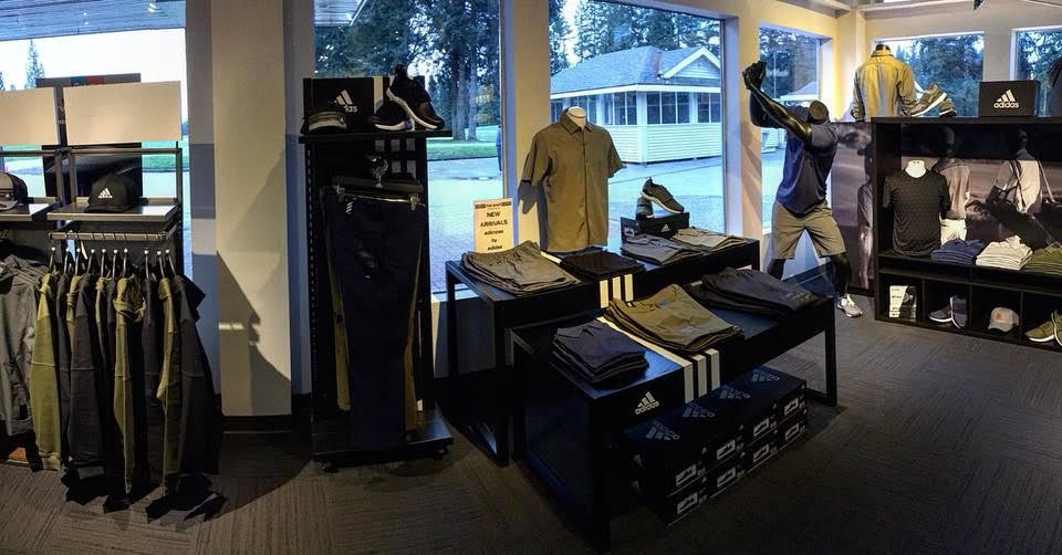 8187d85b139ca4 University Golf Club has partnered with TaylorMade Golf and adidas Golf  Canada to bring UGC shoppers a flagship experience inside The SHOP.